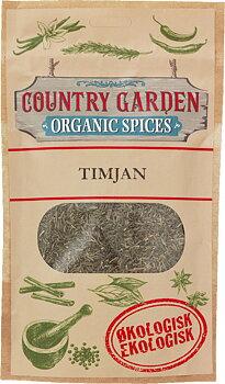 Timjan – Ekologisk
