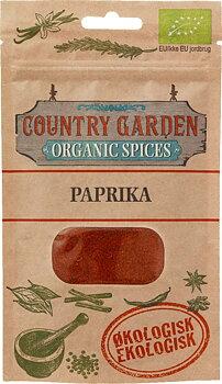 Paprika – Ekologisk
