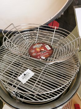 Kick ash basket Primo oval large