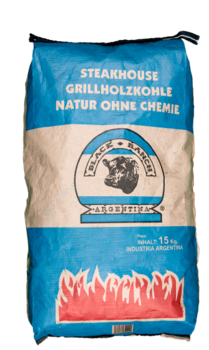 BLACK RANCH Quebracho KOL 15KG -