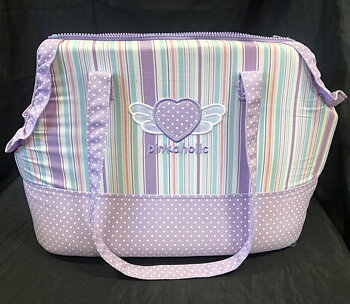 PINKAHOLIC DOG CARRIER