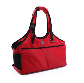 Puppy Angel Urban Dog Carrier - Red