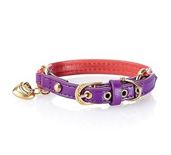 Juicy Couture halsband S -Lila
