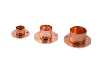 Wall plate copper