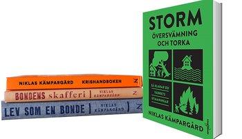 Niklas Kämpargård - Samlade verk