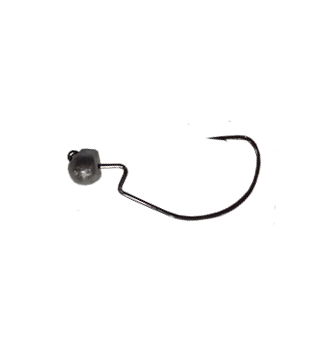 Baitsfishing Football Offset Magna 4-pack