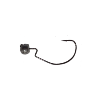 Baitsfishing Football Offset Magna 10g 3/0 4-pack