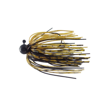 Baitsfishing Tungsten Resin Nano Jig 5g 2/0 Texas Craw