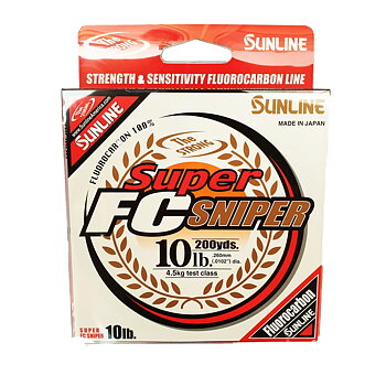 Sunline Super FC Sniper 182 m 0,235 mm