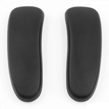 Replacement vinyl armrest for Herman Miller Aeron A / B / C