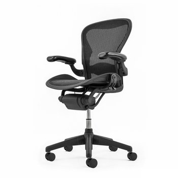 Herman Miller Aeron Small/A Refurbished Fully loaded - Graphite