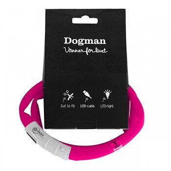 Dogman LED-Halsband