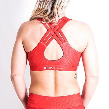 Sport BH -  HEX Röd