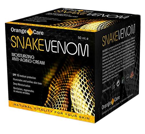 Snake Venom - Antirynkkräm