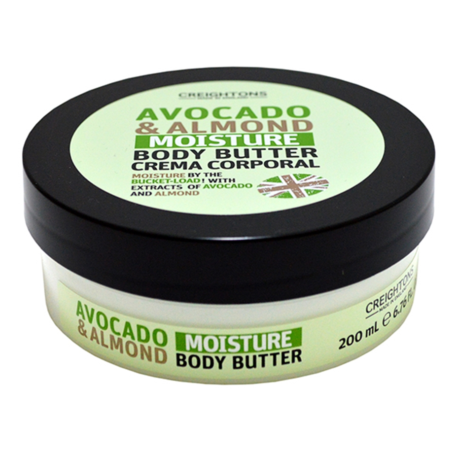 Avocado & Almond Moisture Body Butter
