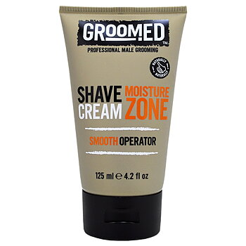 Groomed Shave Cream Moisture Zone