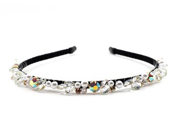 Charisma Hair Accessories Headband Olivia Black