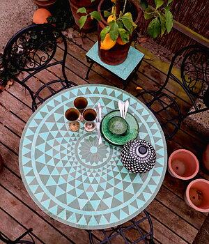 Mosaikbord lush 60 cm