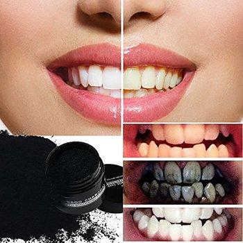 Vegansk Tandblekning