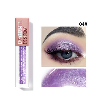Diamond & Metal Eyeshadow - 4