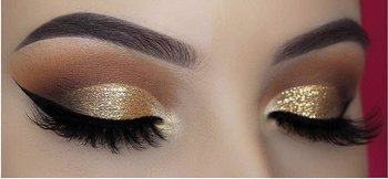 Diamond & Metal Eyeshadow - 6