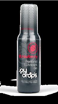 Joydrops - Strawberry Lubricant Gel 150 ml