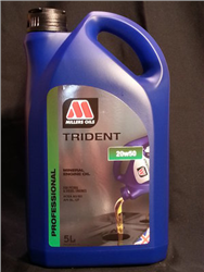 Trident 20w50 mineral 5 lit.