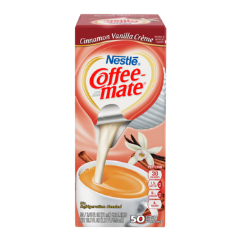 Coffeemate Liquid Cinnamon Vanilla (50 Servings)