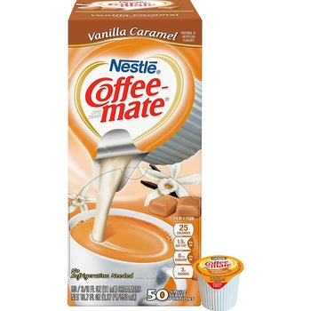 Coffeemate Liquid Vanilla Caramel (50 Servings)