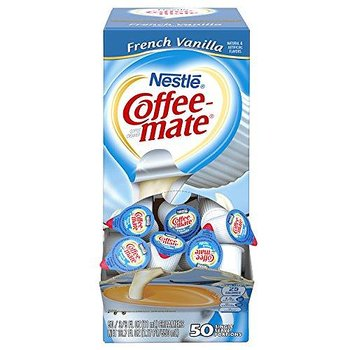 Coffeemate French Vanilla Liquid (50 Servings)