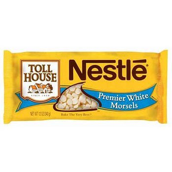 NESTLÉ® TOLL HOUSE® Premier White Morsels (Chocolate Baking Chips)
