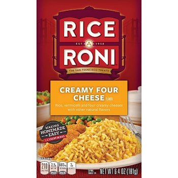 Rice-A-Roni 4 Cheese