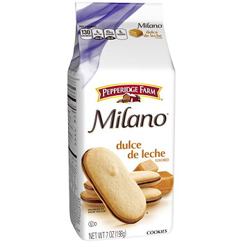 Pepperidge Farm Milano Dulce de Leche Cookies
