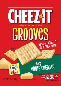Cheez-it Groves Sharp Cheddar Cheese