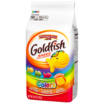 Pepperidge Farm Goldfish Colors