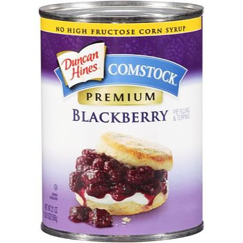 Comstock Blackberry Pie Filling