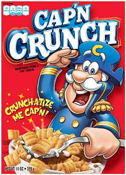 Cap'n Crunch's Original Cereal