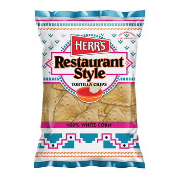 Herrs White Corn Tortilla Chips