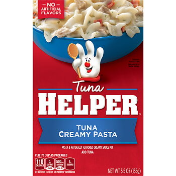 Tuna Helper Creamy Pasta
