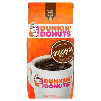 Dunkin Donuts Original Bland Coffee