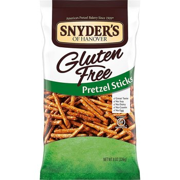 Snyders Gluten Free Sticks