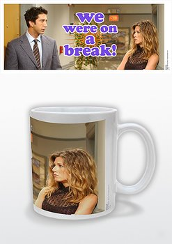 We Were On A Break Coffee Mug