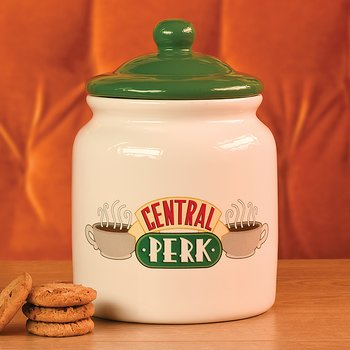 Central Perk Ceramic Large Cookie Jar