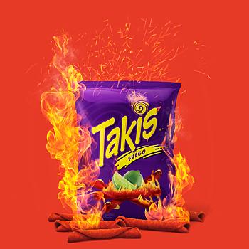 Takis Fuego Large