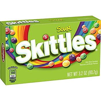 Skittles Sours Box
