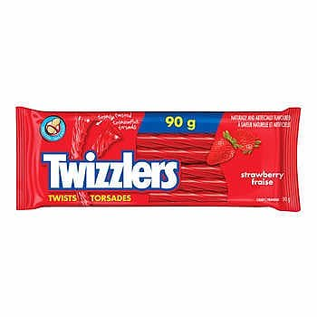 Twizzlers Strawberry (Canadian)