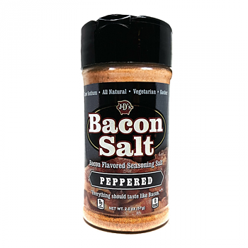 J&D's Pepper Bacon Salt