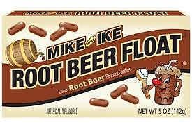 Mike & Ike Root Beer Jelly Beans