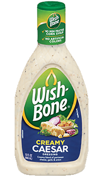 Wish-Bone® Creamy Caesar Dressing