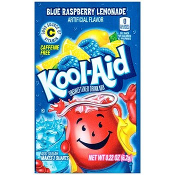 Kool-Aid Blue Raspberry Lemonade
